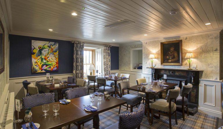 Monasterboice Inn: Restaurant
